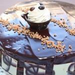 Torta ciocco-moka