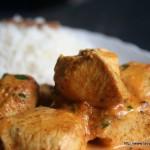 Pollo al ghee (senza ghee)
