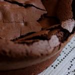 Torta cioccolattosa