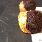 Muffins ebano e avorio
