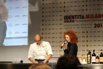 Simone Salvini e la dottssa Elisa Invernizzi