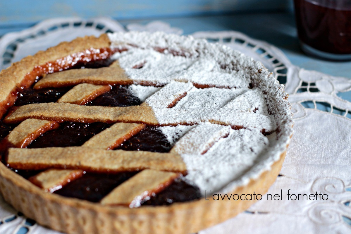 crostata d fragole 1