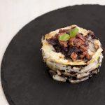 Lasagne con radicchio e ricotta