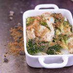 Sparacelli e finocchi con mollica ai capperi