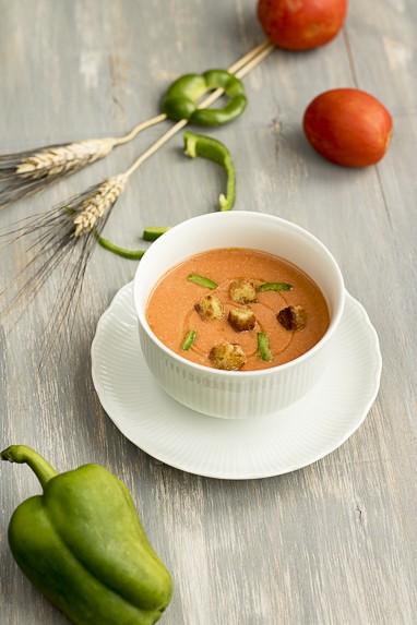 gazpacho zuppa fredda